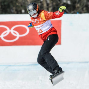 Tess Critchlow - Canadian Sport School Alumni