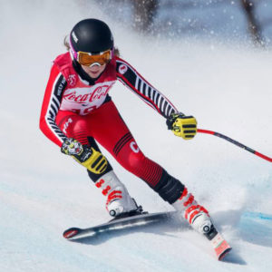 Mel Pemble - Canadian Sport School Alumni